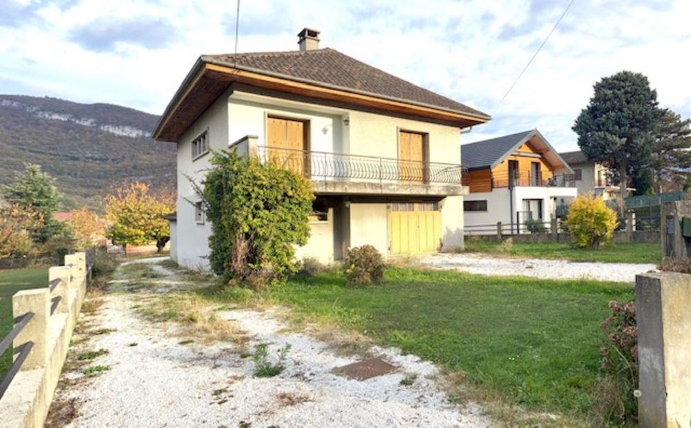 Vente Maison En vente à Brison-Saint-Innocent (73) : maison avec vue lac Brison st innocent