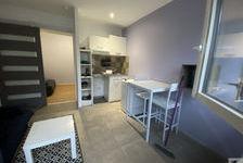 Appartement T1 24 m2 meublé en location 350 € CC à Bergerac 350 Bergerac (24100)