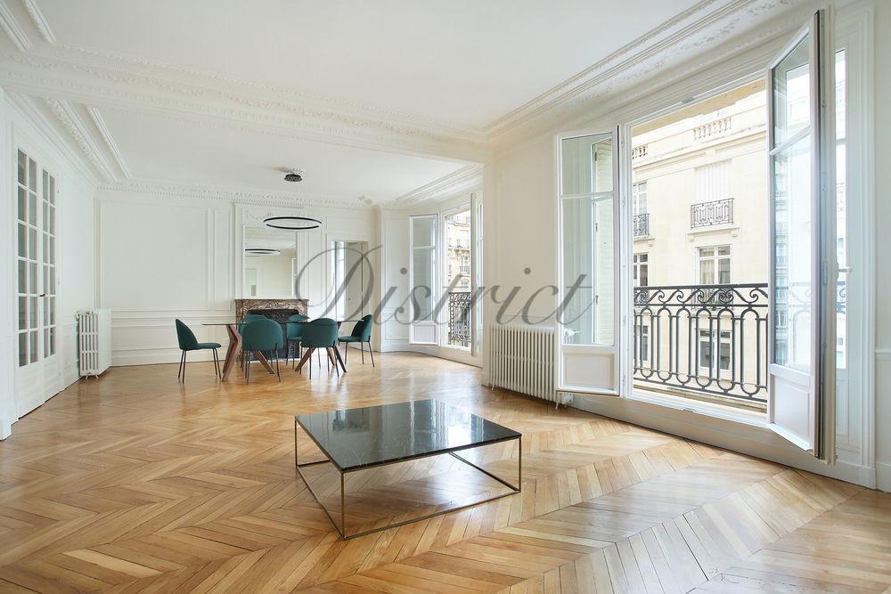 Location Appartement Saxe / Breteuil - Rue Pérignon. Superbe 5 pièces de 133m² idéale Paris 7