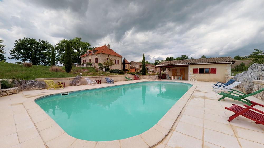 Vente Maison CHAMBRES D'HOTES/RESTAURANT  à Beaumont-du-périgord