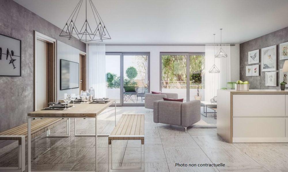 Vente Appartement Appartement 3 pièces  à Saint-jean-de-védas
