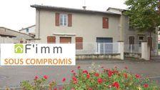 Maison bel emplacement 122000 Saint-Maurice-l'Exil (38550)