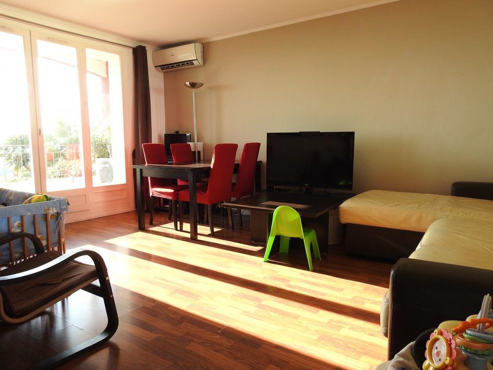 Vente Appartement 3p Hauteur Parc Imperial  à Nice