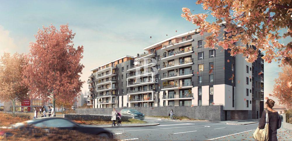 Vente Appartement VOTRE APPARTEMENT T4 NEUF AU DERNIER ETAGE  à Thonon-les-bains