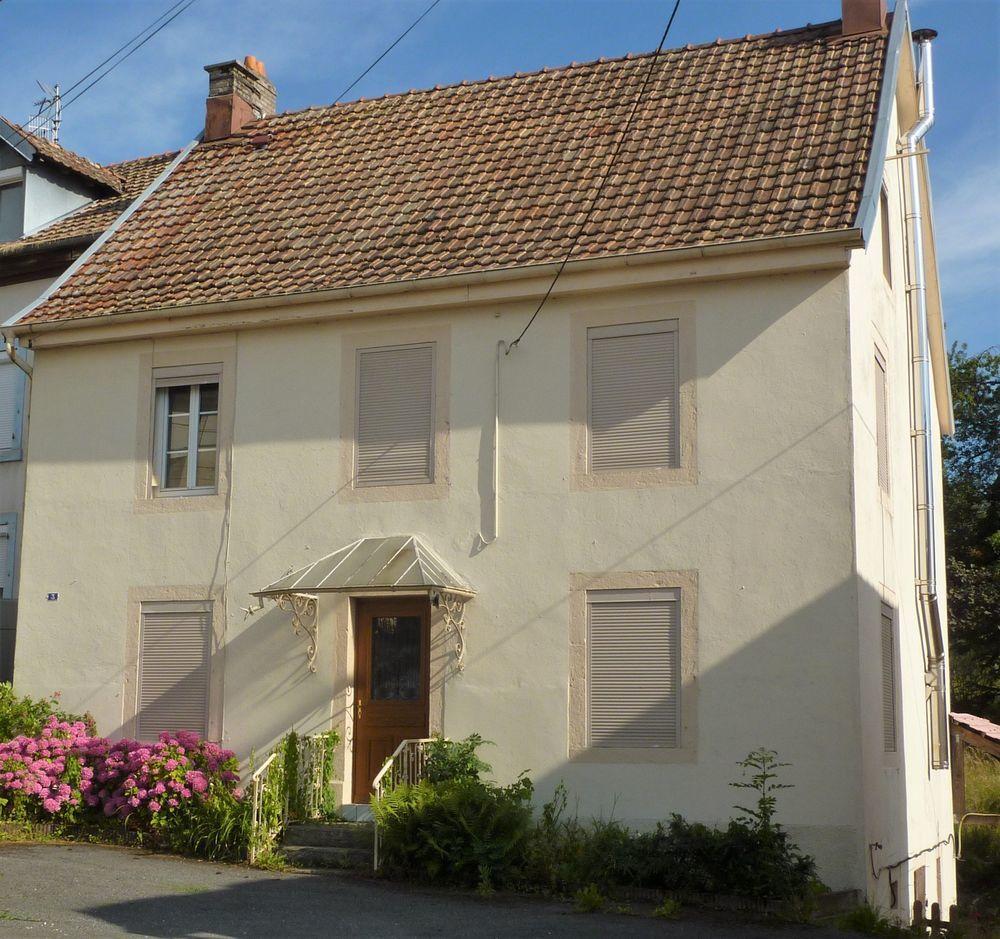 Location Maison DASLE spacieuse maison F6  sur sous sol  à Dasle