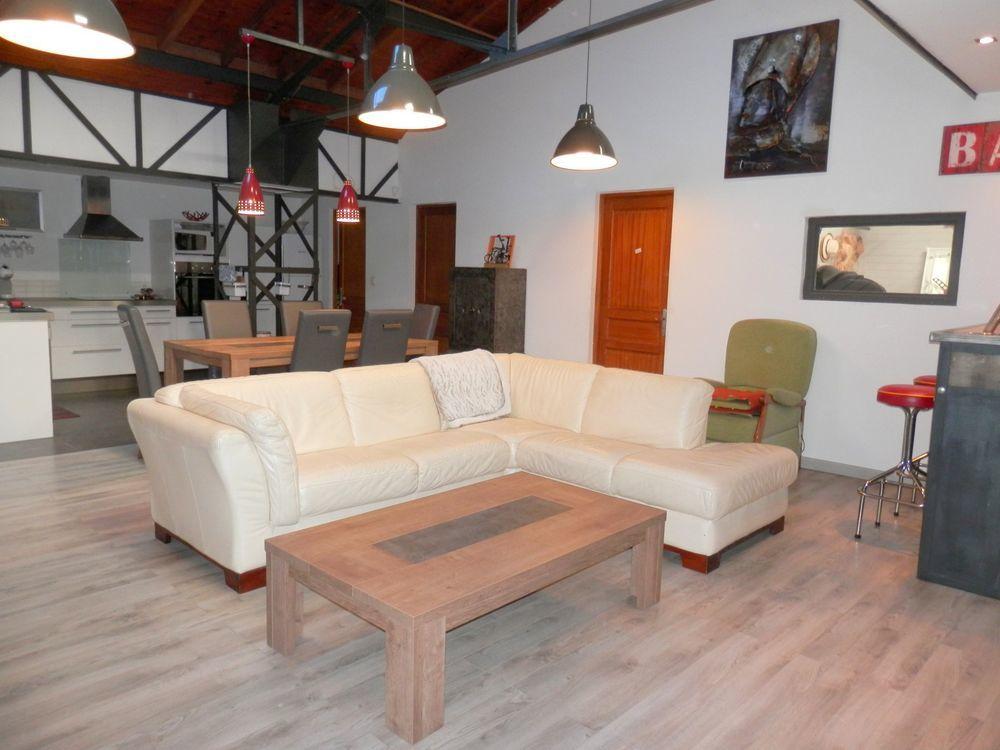 Vente Appartement La Seyne Loft + garage  à La seyne-sur-mer