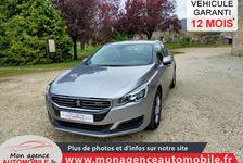 Peugeot 508 1.6 BLUEHDI ALLURE 2017 occasion Cloyes-les-Trois-Rivières 28220