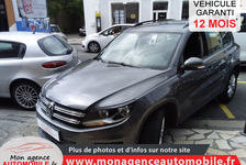 Volkswagen Tiguan 2.0 TDI 110CV BlueMotion 2014 occasion Carcassonne 11000