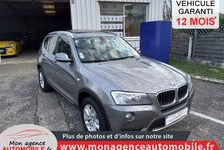BMW X3 XDRIVE 2.0D 184 LUXE 16490 76410 Saint-Aubin-lès-Elbeuf
