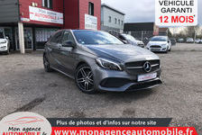 Mercedes CLASSE A 200 156CH FASCINATION AMG LINE 27290 88150 Chavelot