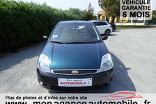 Ford FIESTA V IDEAL JEUNE CONDUCTEUR 1.6 I 3390 17440 Aytré