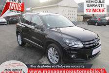 Volkswagen Tiguan  Carat 4MOTION 2.0L Tdi  140cv 11490 44810 Héric