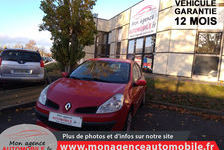 Renault Clio 3 1.2 Dynamique Boite Automatique 75cv 4499 31670 Labège