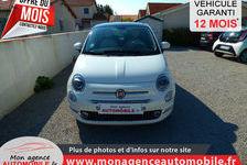Fiat 500 1.2 8V 69 ECO PACK LOUNGE 2018 occasion Aytré 17440