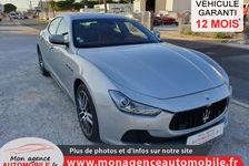Maserati Ghibli 3,0 L V6 Start/Stop 2015 occasion Le Haillan 33185