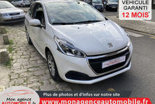 Peugeot 208 1.2 VTi 16v 82cv/ Active GPS 2018 occasion Saintes 17100