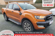 Ford Ranger WILDTRAK 3.2 TDCI DOUBLE CABINE WILDTRAK 25490 33185 Le Haillan