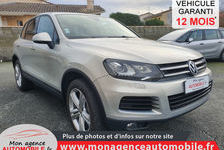 Volkswagen TOUAREG 3.0  Tdi V6 Blue Motion Carats 24990 33185 Le Haillan