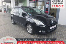 Peugeot 5008 2.0 HDI 150 ALLURE 7 Places 2012 occasion Angers 49100