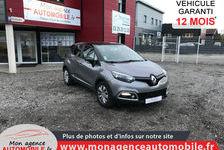 Renault Captur 1.5 DCI 90 ZEN ENERGY 2014 occasion Chavelot 88150