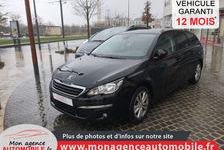 Peugeot 308 SW SW 1.6 BLUE HDI 120 ACCESS BUSINESS 2014 occasion Angers 49100