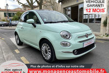 Fiat 500 1.2 Mpi 16V /lounge 2019 occasion Saintes 17100
