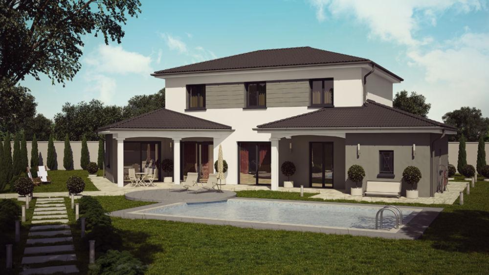 vente Maison - 4 pièce(s) - 112 m² Saint-Agnin-sur-Bion (38300)