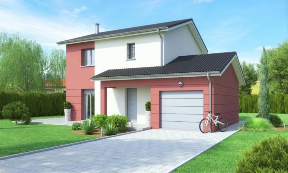 vente Maison - 4 pièce(s) - 111 m² Frontenas (69620)