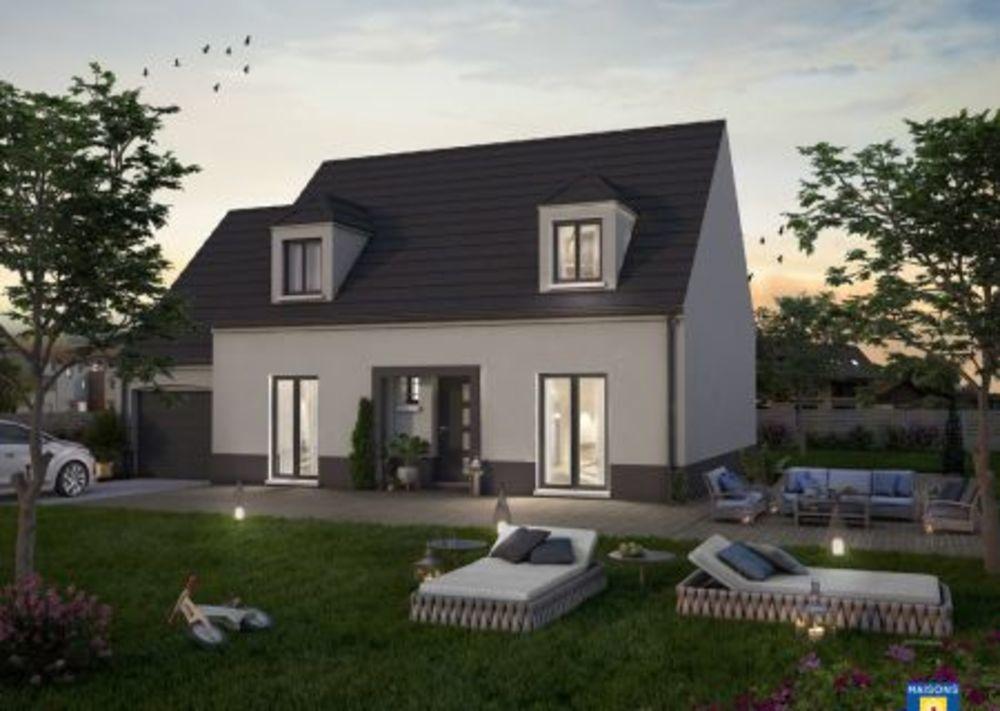 vente Maison - 5 pièce(s) - 95 m² Vert-le-Petit (91710)