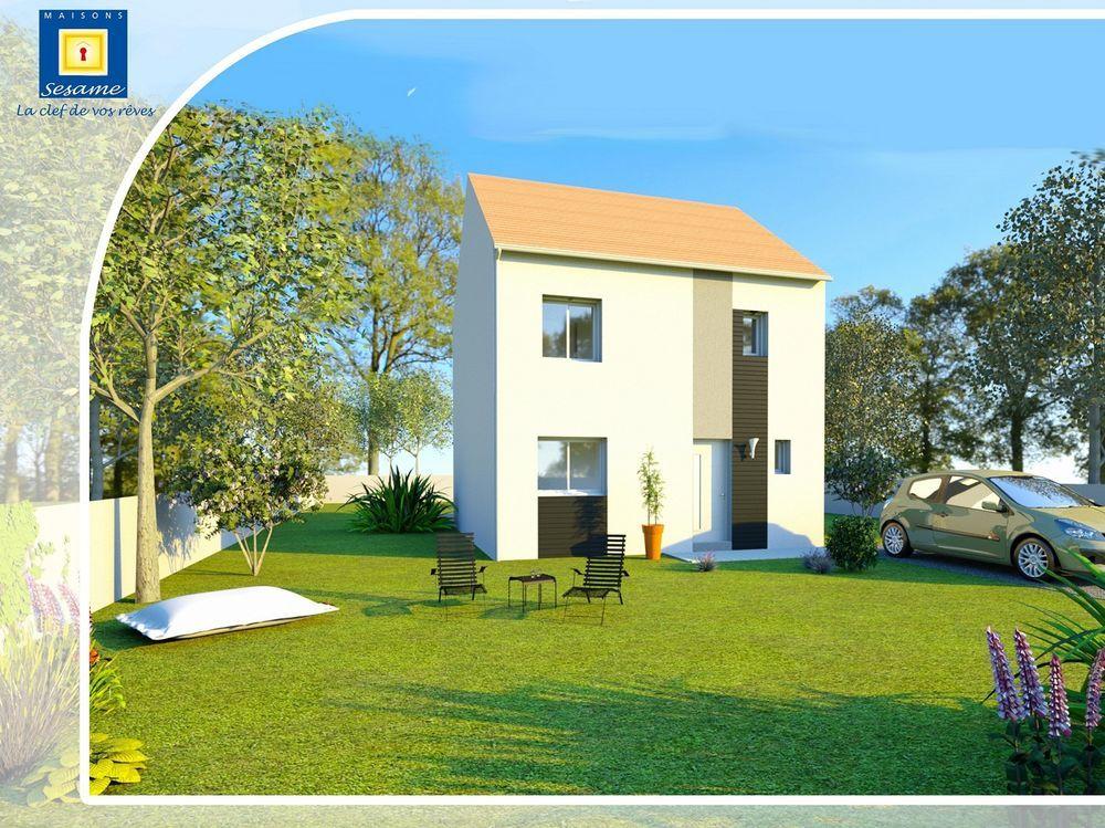 vente Maison - 4 pièce(s) - 90 m² Nanteuil-lès-Meaux (77100)