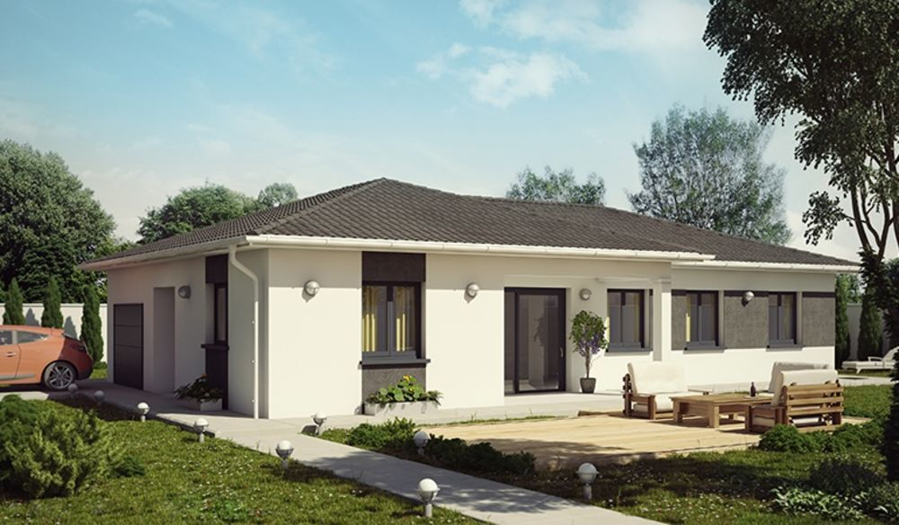 vente Maison - 5 pièce(s) - 100 m² Malafretaz (01340)