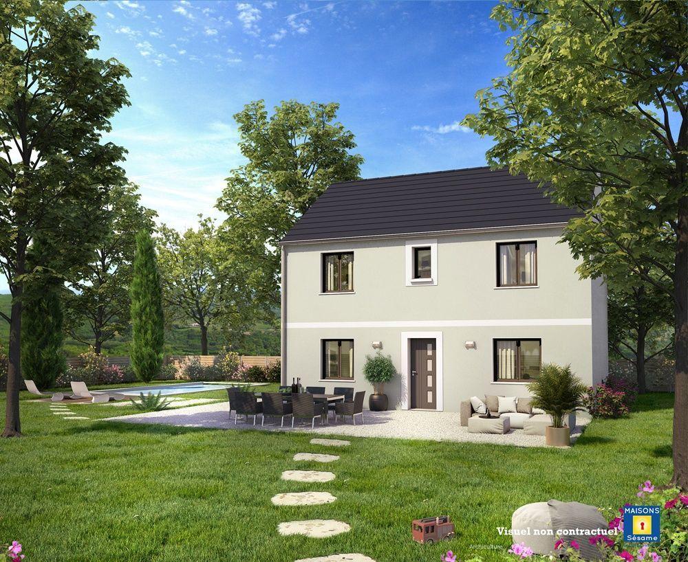vente Maison - 5 pièce(s) - 90 m² Annet-sur-Marne (77410)