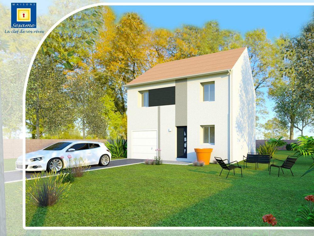 vente Maison - 7 pièce(s) - 105 m² La Norville (91290)
