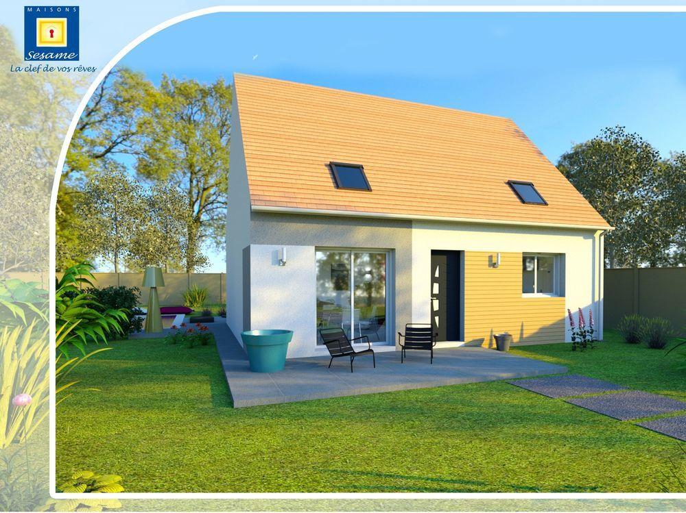 vente Maison - 6 pièce(s) - 90 m² Saint-Cyr-sous-Dourdan (91410)