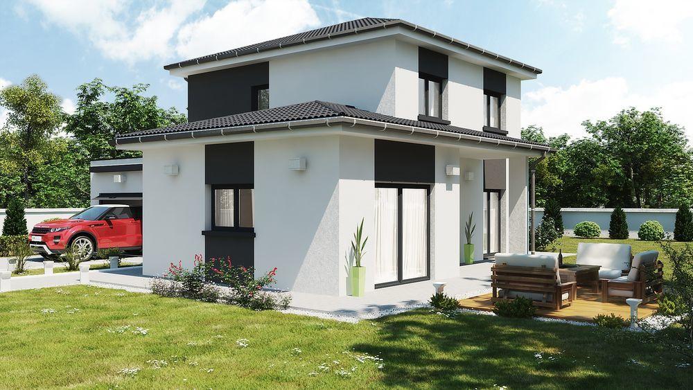 vente Maison - 5 pièce(s) - 121 m² Saint-Savin (38300)