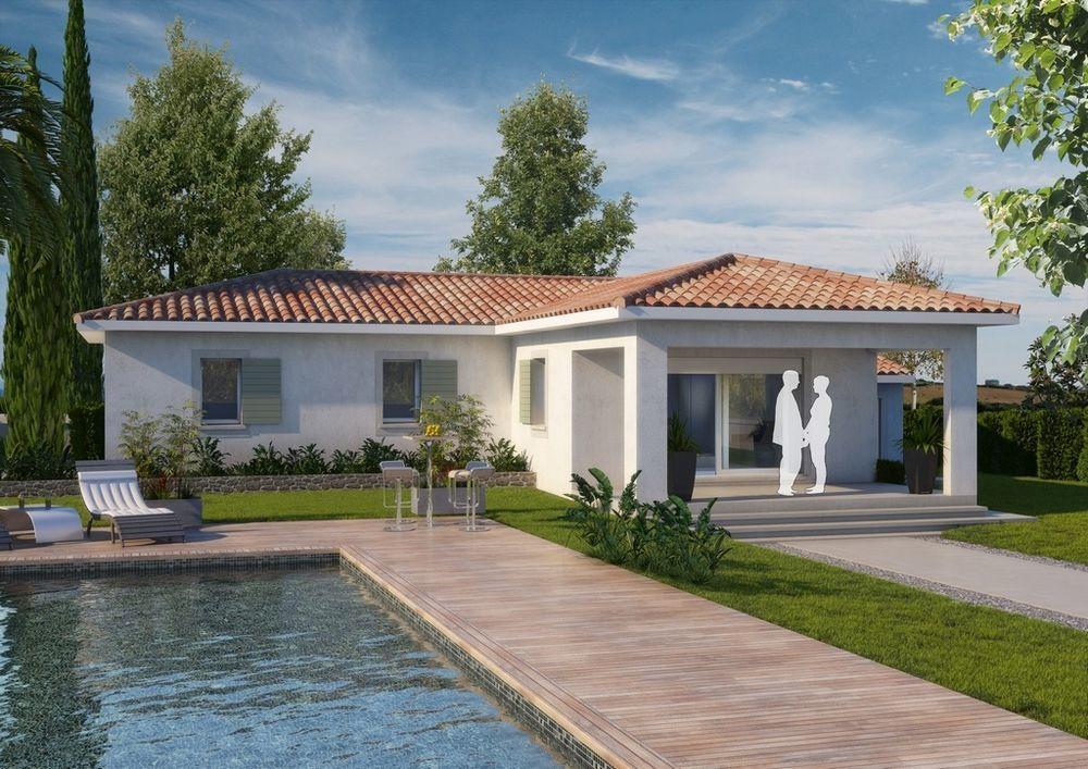 vente Maison - 4 pièce(s) - 100 m² Sarrians (84260)