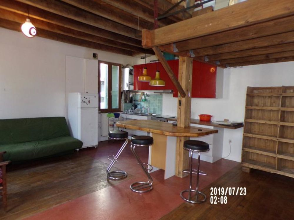 Location Maison A LOUER MAISON TROIS PIECES AVEC TERRASSE  à Aubervilliers