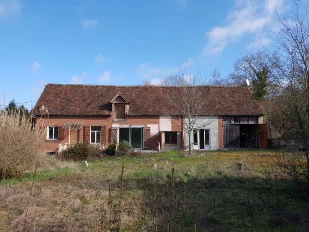 Vente Maison LONGERE SUR 2 500 m²  à Villeneuve sur yonne