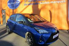 Toyota Yaris III (3) 110 VVT-I DESIGN 5P 2018 occasion Vert-Saint-Denis 77240