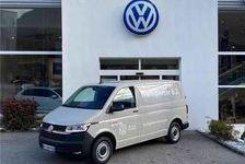 Volkswagen Transporter TRANSPORTER 6.1 FGN L1H1 2.0 TDI 150 BVM6 BUSINESS LINE 2019 occasion Albertville 73200