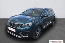 PEUGEOT 5008 2019 - EMERALD CRYSTAL METALLISE - 5008 BlueHDi 130ch S&S EAT8 Allure 32373 95870 Bezons
