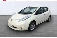 Nissan Leaf Electrique Visia 2016 occasion Riorges 42153
