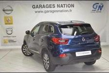 RENAULT KADJAR BUSINESS 2017 - Bleu - Kadjar dCi 110 Energy Business