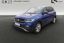 Volkswagen T-Cross 1.0 TSI 115 Start/Stop DSG7 Carat 2020 occasion Mantes-la-Jolie 78200