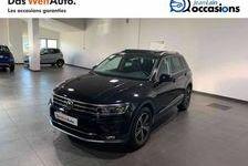 Volkswagen Tiguan 2.0 TDI 150 DSG7 Carat 2020 occasion Voiron 38500