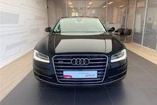 Audi A8 V6 3.0 TDI 258 DPF Clean Diesel Quattro Avus Extended Tip 2015 occasion Cessy 01170