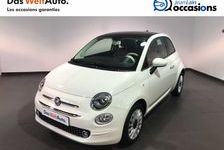 Fiat 500 1.2 69 ch Eco Pack Lounge 2019 occasion Seynod 74600