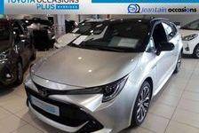 Toyota Corolla Touring Sports Hybride 122h Design 2019 occasion La Motte-Servolex 73290