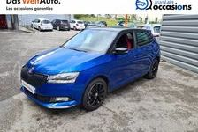 SKODA FABIA 2020 - Bleu - Fabia 1.0 TSI 110 ch BVM6 Monte-Carlo 16900 01200 Bellegarde-sur-Valserine