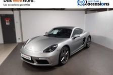 Porsche Cayman 718 2.0i 300 ch PDK 2020 occasion La Motte-Servolex 73290